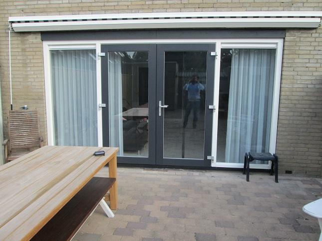 Openslaande Deuren Kunststof : Openslaande deuren u2013 comfort kunststofkozijnen